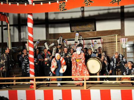 平成21年11月・国民文化祭にての画像