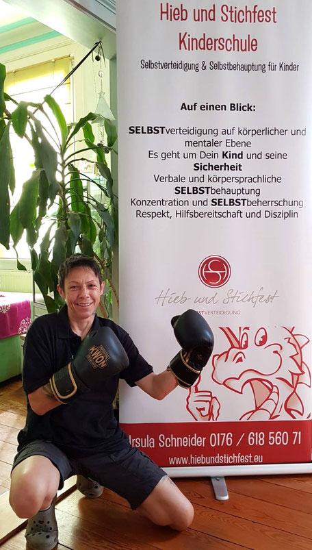 Selbstverteidigung für Kinder in Schwäbisch-Gmünd