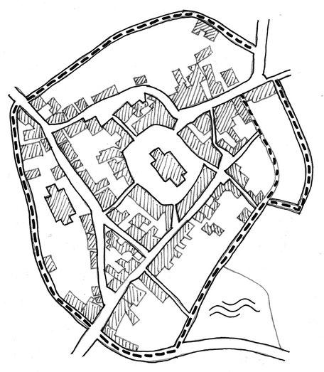 Ömjang (Bürgerumgang) um 1830