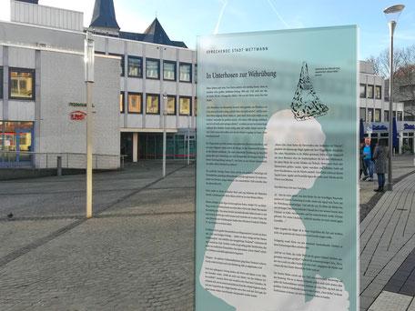 Stele Jubiläumsplatz