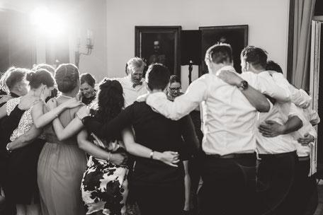 Hochzeitstanz Party