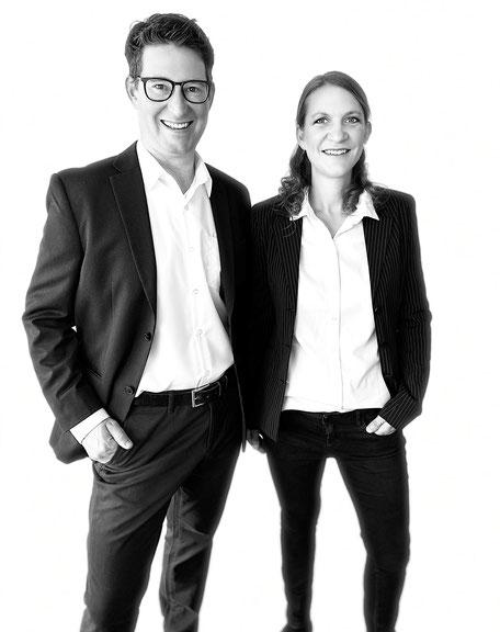 Lukas und Sarah Fleischli / Inhaber