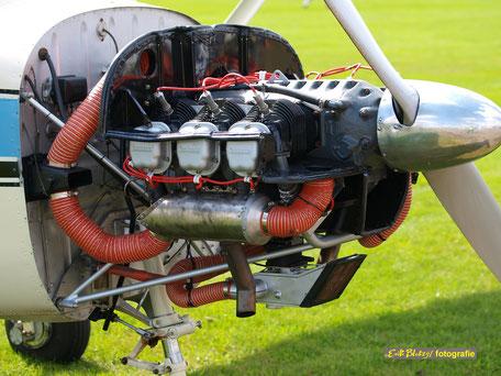 Cessna C172 Skylane - N5708A Motor