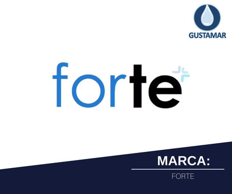 DISPENSADOR DE GEL ANTIBACTERIAL MANUAL MARCA FORTE