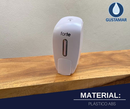 DISPENSADOR DE GEL ANTIBACTERIAL MANUAL BARATO F320-GB