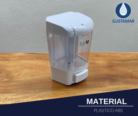 DISPENSADOR DE GEL ANTIBACTERIAL MANUAL BARATO F4364-BT