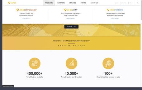 Project Socks – OroCRM und OroCommerce