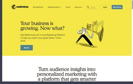 Marketing Socks — Mailchimp