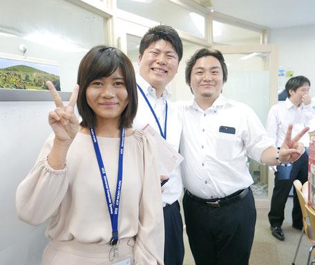 ICTサービスセンターのメンバー