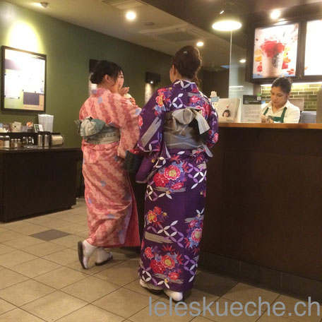 Starbucks in Kyoto