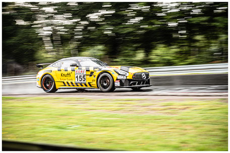 AMG GT4 :|: BLACK FALCON Team KNUFFI :|: VLN 6-2019