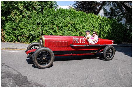 Protos Avus Rennwagen