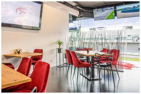 Lounge am Nürburgring