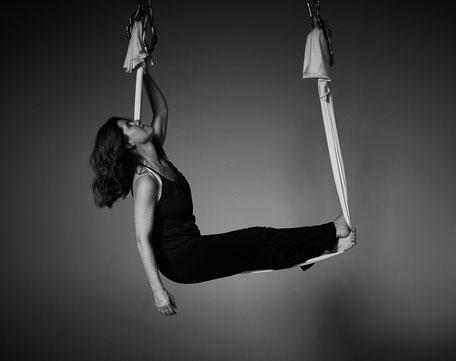 Flying Yoga Maria