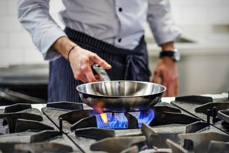 Küchenabsicherung Gas Dungs Kromschröder Genthe