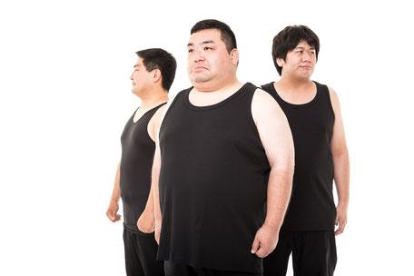 肥満で腰が痛い奈良県御所市の男性