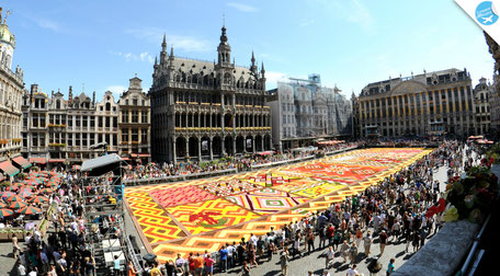 Brussels' Flower Carpet 2012  ©European Consumers Choice
