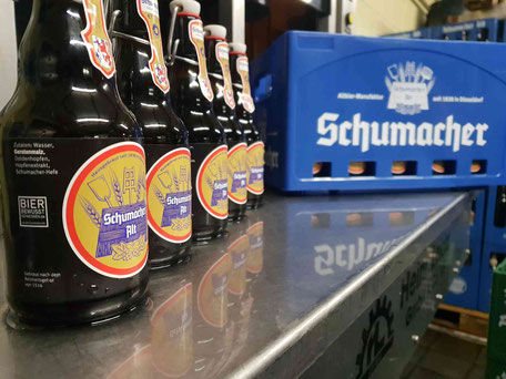 Foto: Schumacher Brauerei