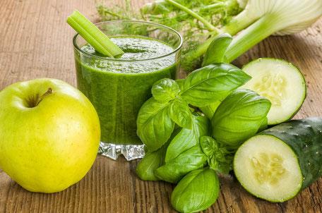 Fit Fasten im Taunus - Obst Gemüse Säure-Basen-Haushalt