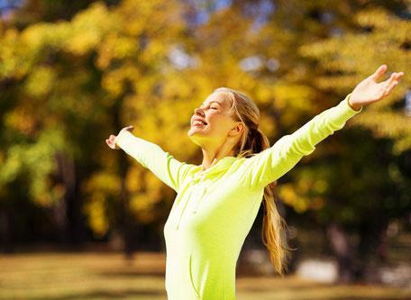 Präventionskurse Autogenes Training