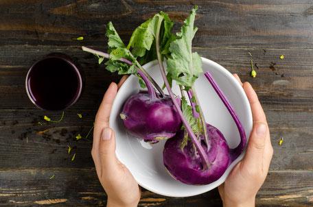 Gemüse für Ihre Basenfastenzeit