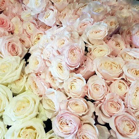 Bouquet de mariée sur mesure - Floral by S à Courchevel