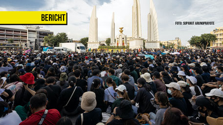 Warum wird in Thailand seit Wochen demonstriert? Und was hat Bayern damit zutun? Eine Hintergrundanalyse