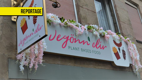 Vergönn'dir – Veganes Fast-Food in Fürth
