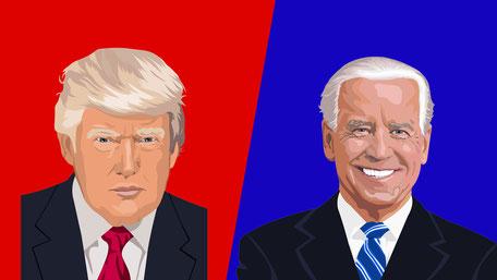 US-Wahl: Wer macht das Rennen?
