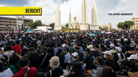 Darum wird seit Wochen in Thailand demonstriert. Eine Hintergrundanalyse