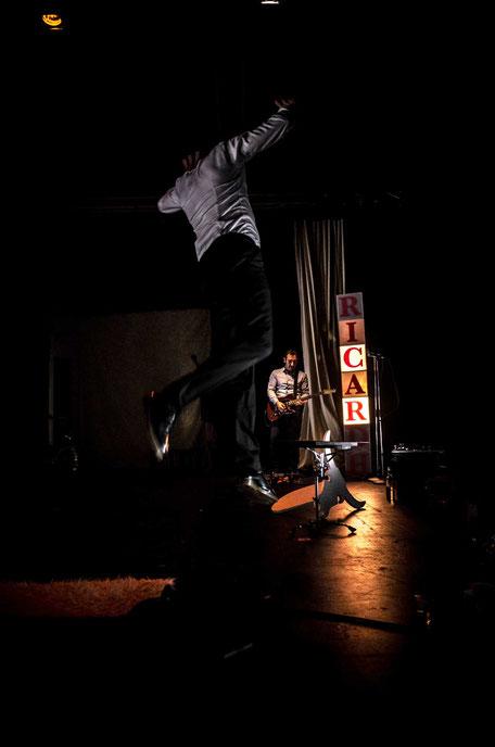 Photo (c) Florian Jarrigeon - Sic(k) - Théâtre à cru - Alexis ARMENGOL