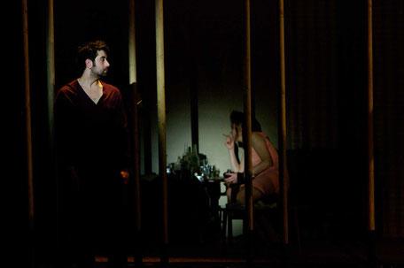 Photo (c) Marie Pétry - Platonov mais... - Théâtre à cru - Alexis ARMENGOL