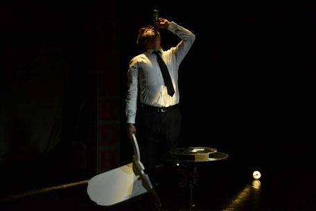 Photo (c) Mélanie Loisel - Sic(k) - Théâtre à cru - Alexis ARMENGOL