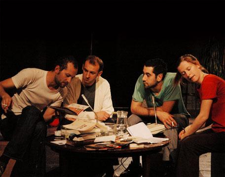 Photo (c) TAC - Je suis - Théâtre à cru - Alexis ARMENGOL
