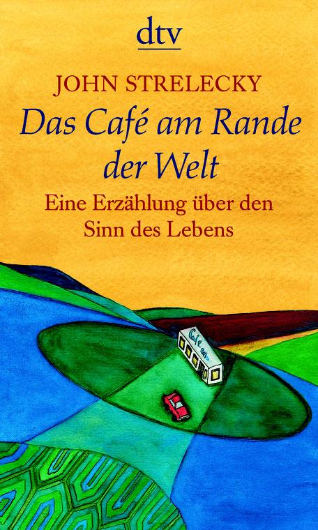 Buchcover Das Café am Rande der Welt