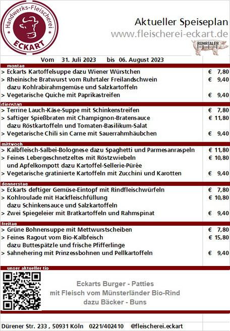 Fleischsommelier Sabine Eckart - Fleischerei Eckart