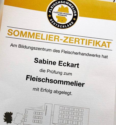 Fleischsommelier Köln, Sabine Eckart, Special Cuts New Cuts