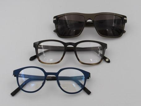 Mehrbrille, Zusatzbrille