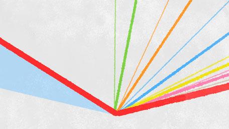 背景に色を加えてコントラストを調整した最終版