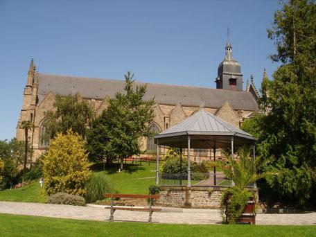 Tourisme à Fougères