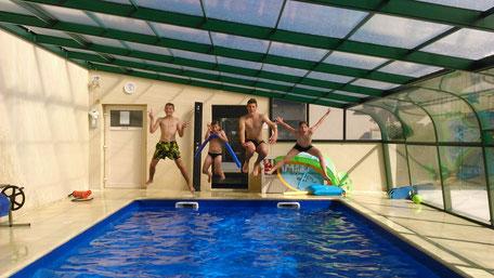Hôtel avec piscine Fougères Bretagne