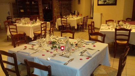 Restaurant de l'hôtel de l'Auberge du Couesnon
