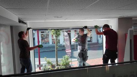 SOS Notverglasung, Glaszuschnitte, Reparaturschnellservice