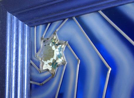 Glasbau Oberpleis, Königswinter, Facettenschliff, Verglasung