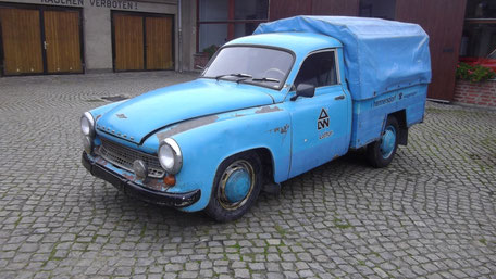 Wartburg 311 Pick Up