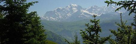 Randonnée Beaufortain - Tour de la Legette