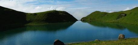 Randonnée Beaufortain - Lac d'amour