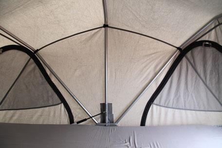 Палатка на крышу автомобиля Horizon Vision James Baroud