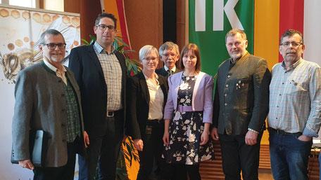 Der Vorstand des Landesverbandes für Bienenzucht in Kärnten