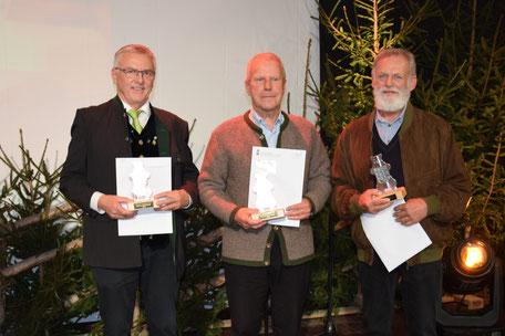Sieger der Kärntner Bären in der Kategorie Blüten-Waldhonig 2018